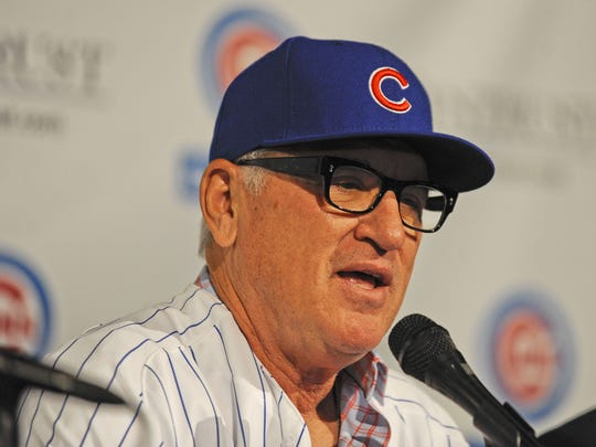 New Cubs manager Joe Maddon will try to turn things around in Chicago.
