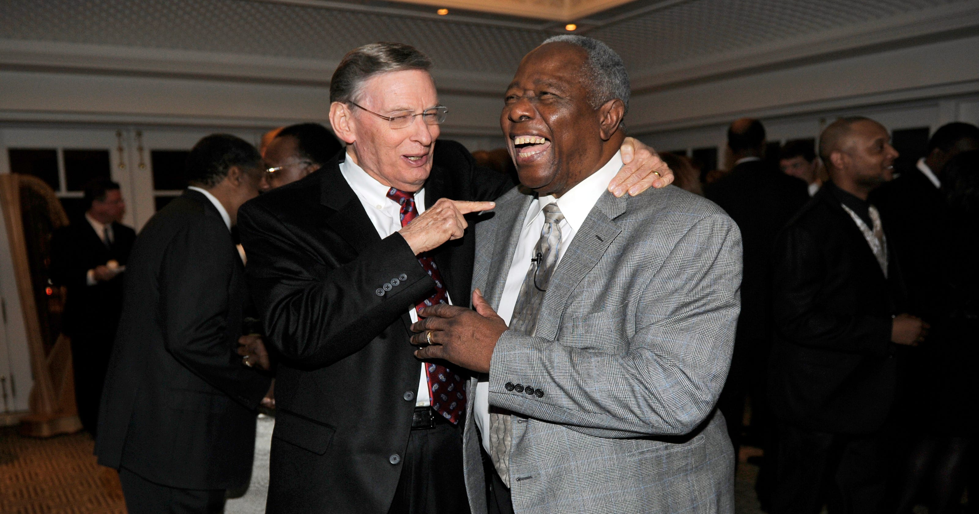 reflections bud selig says hank aaron represented game with grace