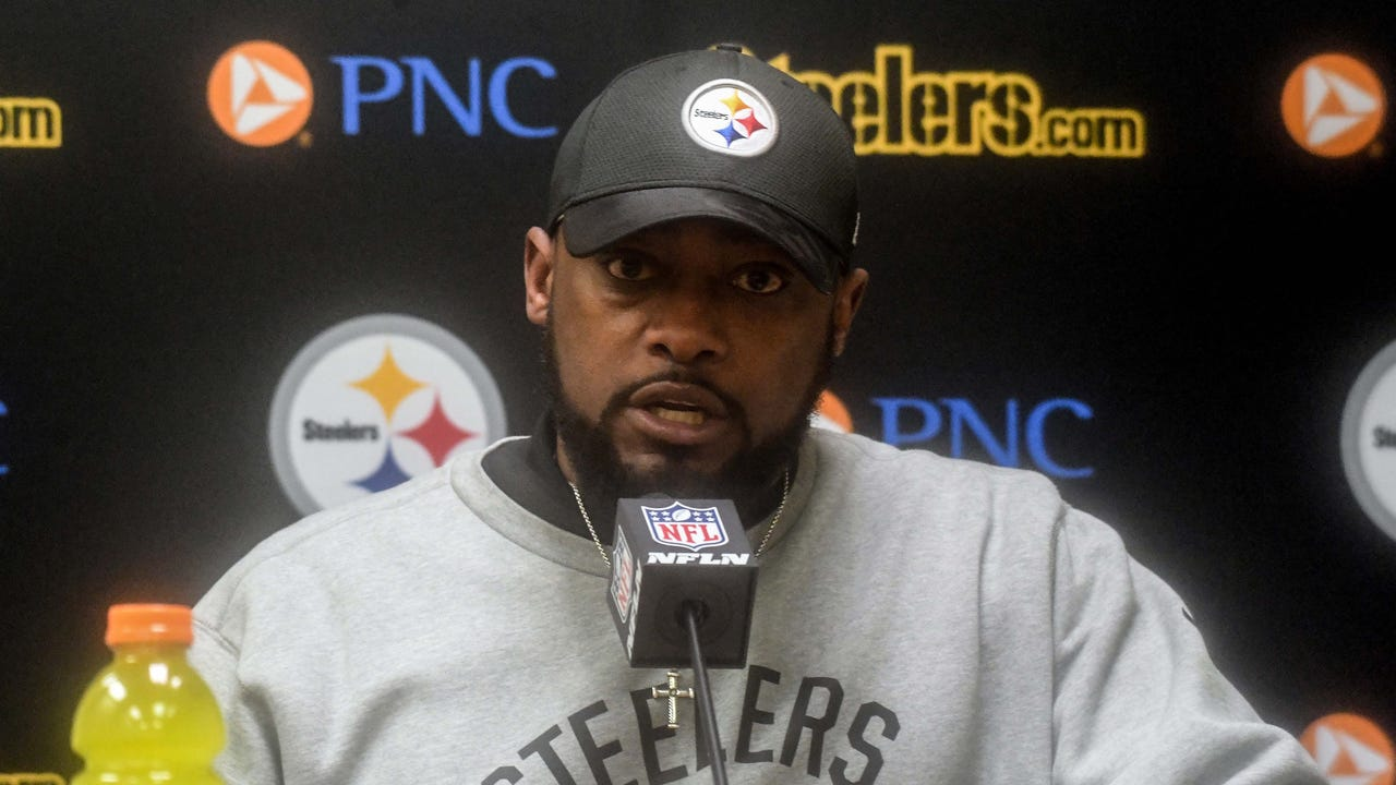 USA TODAY Sports' Tom Pelissero says Pittsburgh Steelers coach Mike Tomlin was right to call out Antonio Brown for his Facebook Live video gaffe,