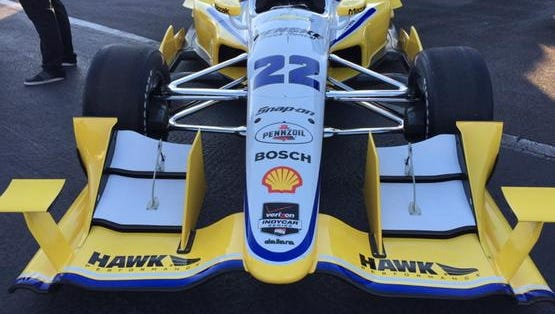 Some fear Chevrolet and its high-powered team (like Penske's in this photo of Simon Pagenaud's car) will not be good for IndyCar