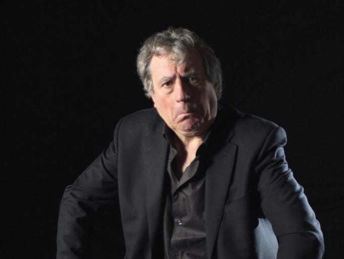 Terry jones in monty python almost the truth the