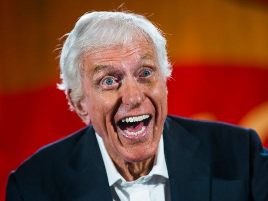 Fresh Off Mary Poppins Filming Dick Van Dyke Coming To