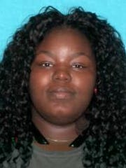 Shawnta Anderson, 23, is charged with murder, armed robbery and using a firearm during a felony in the Nov. 1 death of James Haller Jr. at the O'Reilly Auto Parts Store on Detroit's west side.