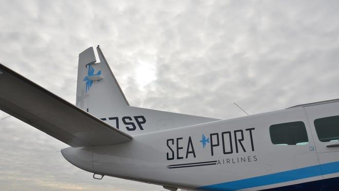 SeaPort plane