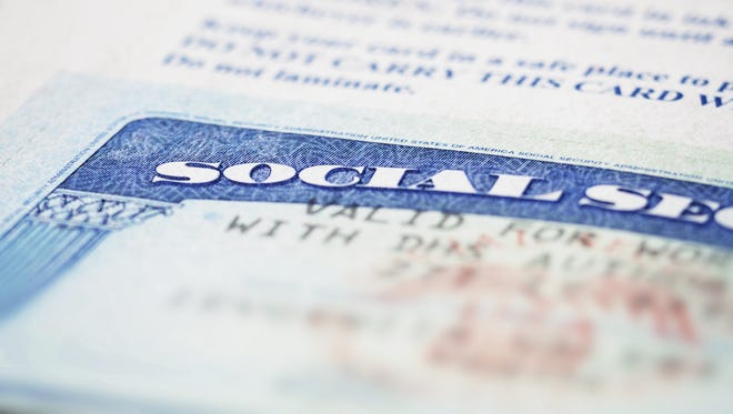 Protect your Social Security card and don't carry it in your wallet.
