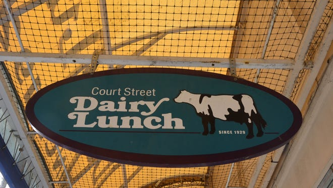 Court Street Dairy Lunch, located at 347 Court St NE, serves breakfast Mondays through Fridays.