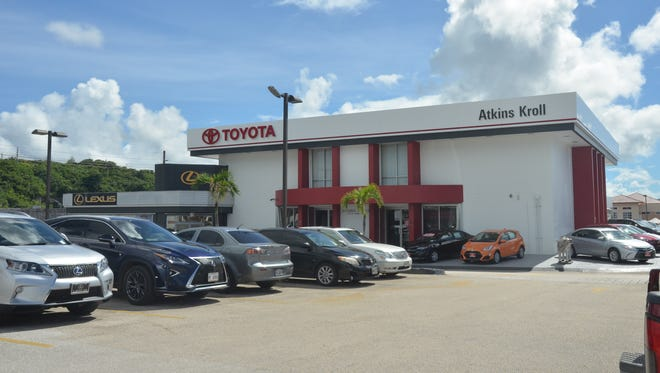 Atkins Kroll Guam Inc., located in Tamuning.