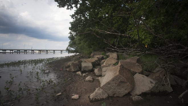 By next spring, Camden County officials say, the 35-acre site across from Petty's Island should be open to the public as the Cramer Hill Nature Preserve.