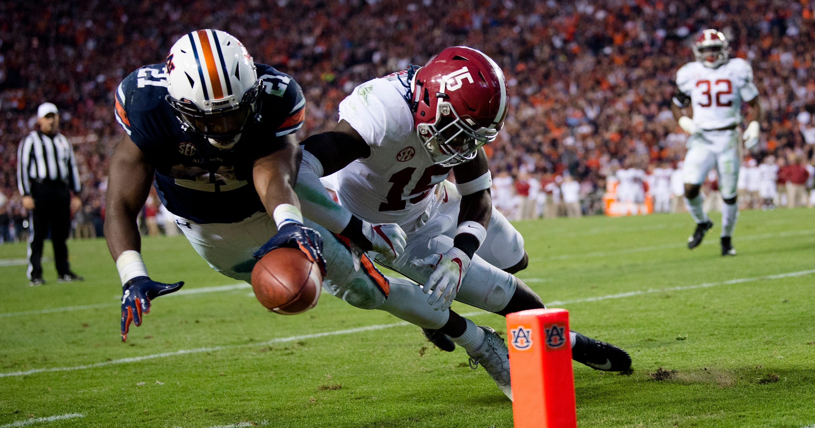 How to watch Alabama-Auburn football: What is the Iron ...