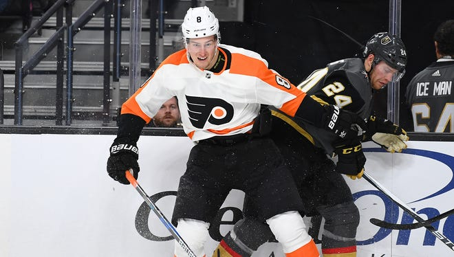 Once Robert Hägg signs what is expected to be a two-year deal, the Flyers will have a roster intact.