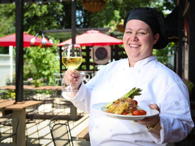 Coach Lamp chef Christine Williams has been the at the restaurant for two years and describes the dishes as simple, soul food like dishes. June 17, 2014