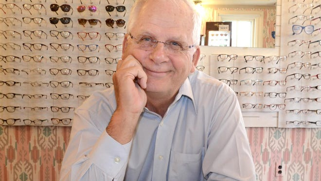 Tom Hein will soon retire and close up his Milford operation HeinSight Optical. Hein has been in business in Milford since the 1980s and at his current location on Commerce since 1995.