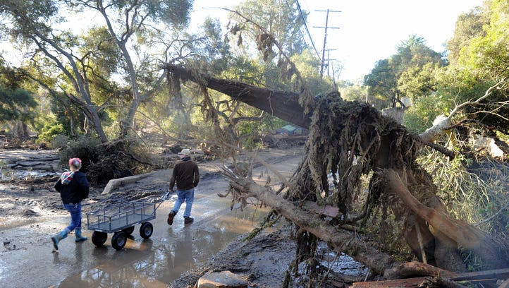 In the wake of Montecito disaster, focus turns to science and warnings