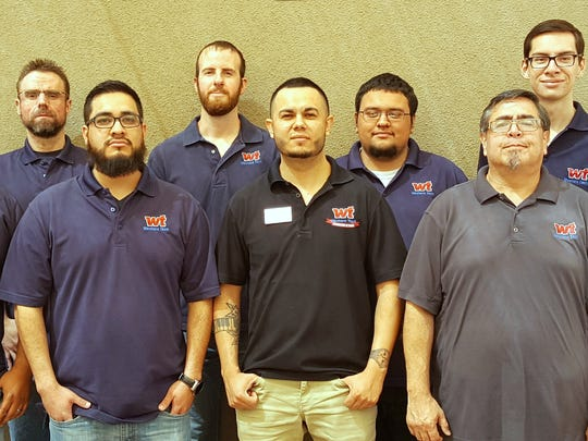 Members of the Western Technical College Cyber Defense Team are shown.
