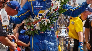How Alexander Rossi won the 100th Indianapolis 500
