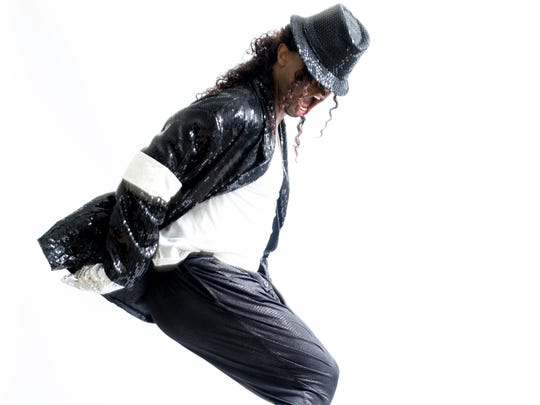 "James Delisco performs ""The Music of Michael Jackson"""