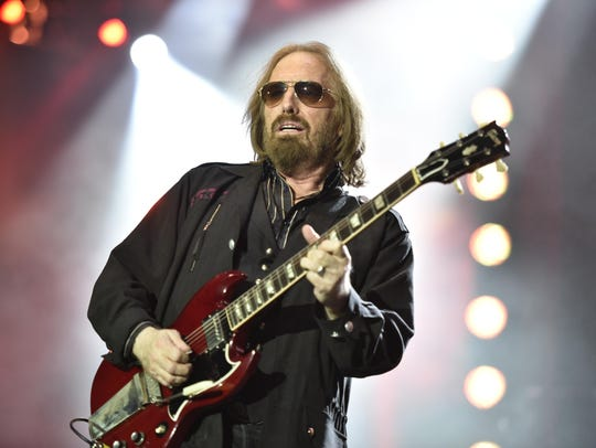 Tom Petty and the Heartbreakers perform in June at