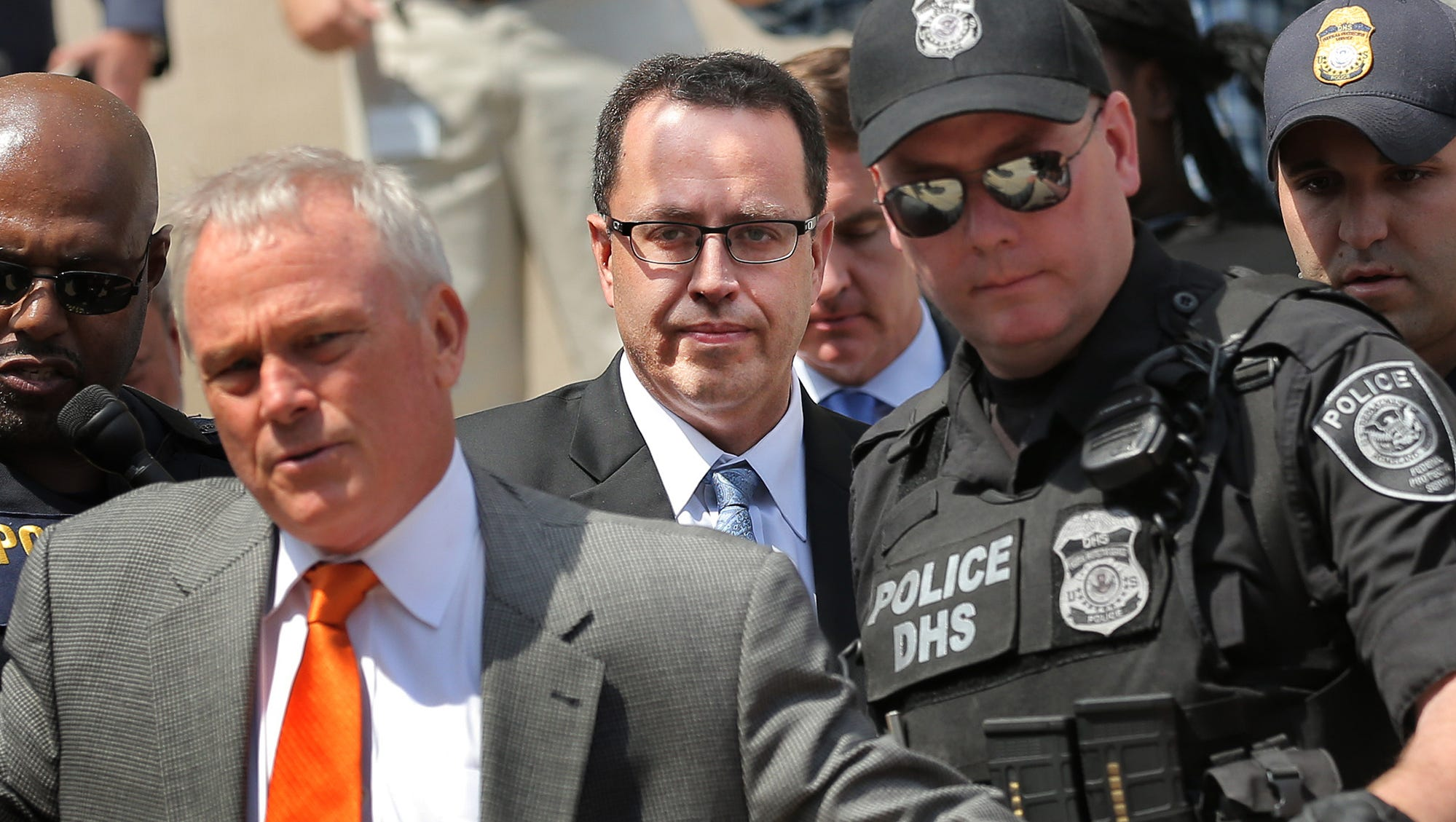 Why ex-Subway pitchman Jared Fogle is suing the Feds for $57M