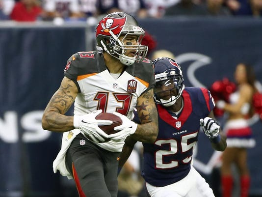 NFL: Tampa Bay Buccaneers at Houston Texans