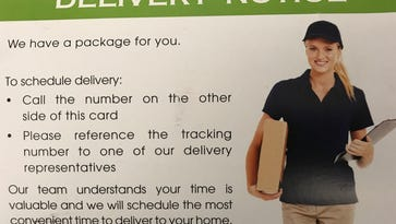 Fake delivery notices: 'Tis the season for holiday scams