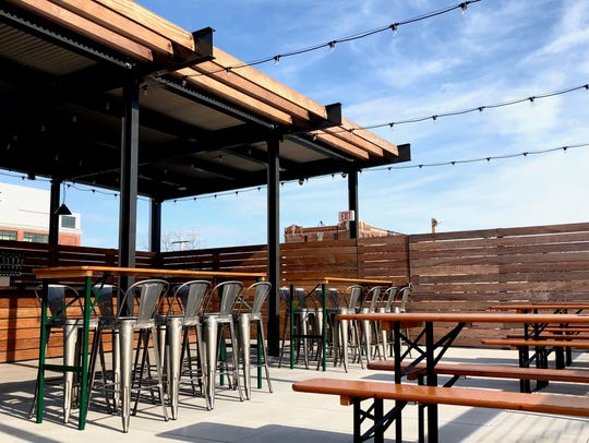 Good City Brewing will serve lunch and beer, lots of