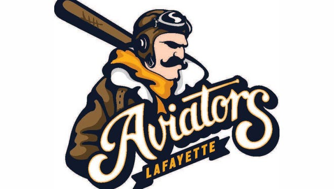 One sign of a good team logo is that it's easy for fourth-graders to draw. So how well can grade-schoolers draw the Lafayette Aviators logo?
