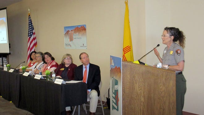 The Las Cruces Women's Career Success Conference, sponsored by NMSU's Arrowhead Center, was a full event with more than 100 attendees, presenters, and organizers.