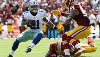 The Cowboys went from 4-12 in 2015 to 13-3 and the top seed in NFC playoffs behind rookie running back Ezekiel Elliott.