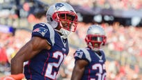 Eric Rowe has started 7 games for the Patriots this season after falling out of favor with the Eagles.