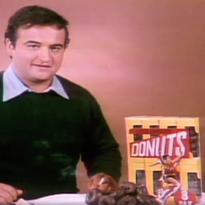 Breakfast of champions: 'Little Chocolate Donuts'