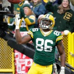 Third-year tight end Brandon Bostick is hoping to take over the starting tight end role for the Packers after recovering from a foot injury suffered last season.