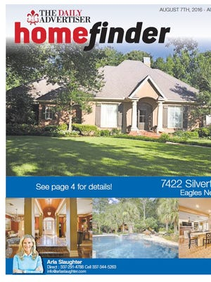 Homefinder, Aug. 7, 2016