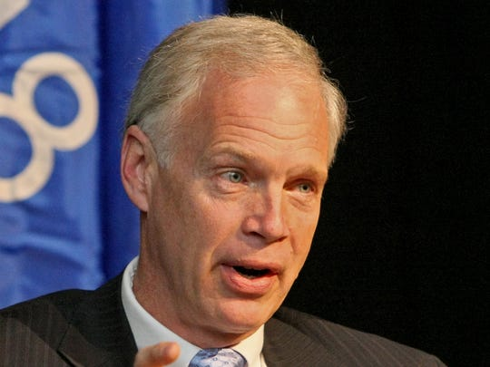 U.S. Sen. Ron Johnson (R.-Wis.)