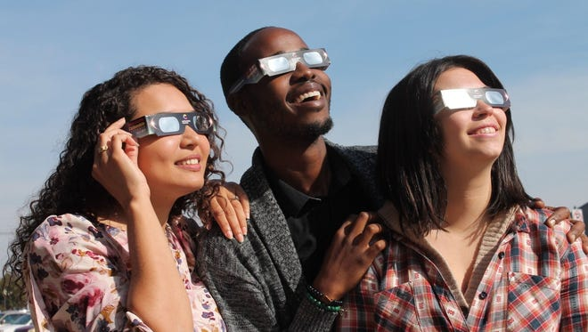 """Carbondale, Ill., the home of Southern Illinois University, is promoting itself as the """"Eclipse Crossroads of America."""""""