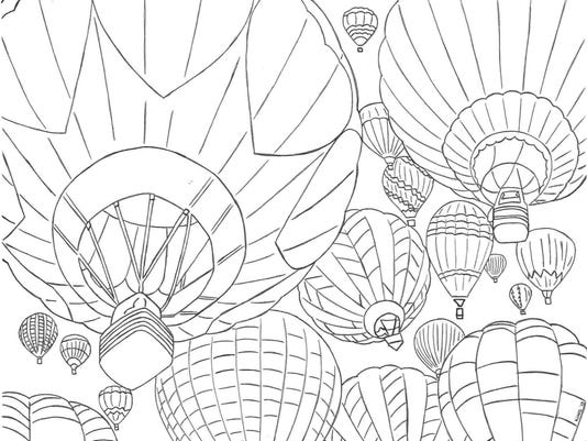 King Coloring Page-page-001