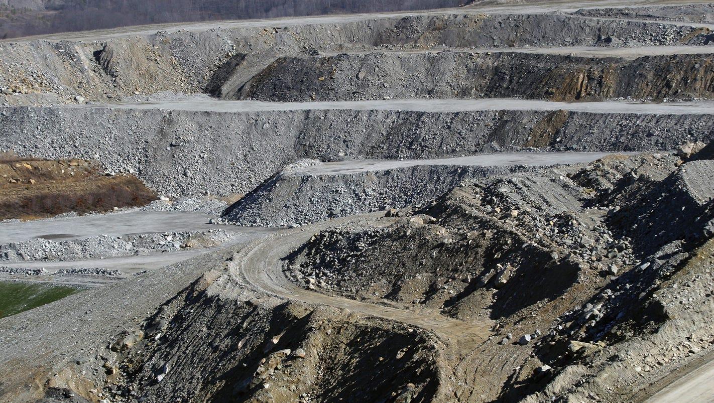 Trump administration halts strip-mining health study ...