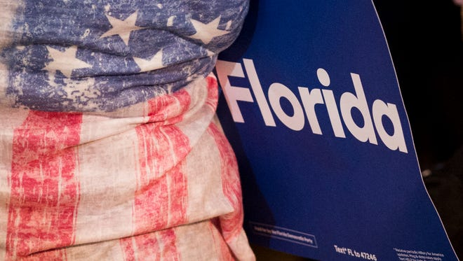 Voters will be faced with 12 constitutional amendment proposals on the Nov. 6 ballot. Each needs at least 60 percent of votes to be enshrined in the Florida Constitution.