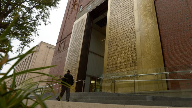 The $500-million Museum of the Bible opens this weekend.