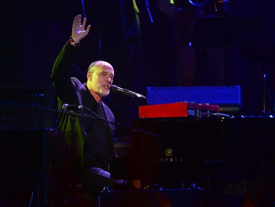 Marc Cohn performs on Oct. 3, 2012. in East Rutherford,