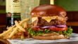 Tilted Kilt's LA location serves 10 burger options.