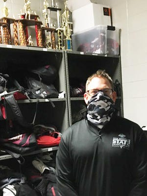 South Effingham wrestling coach Christopher Bringer says safety will be in the forefront when the Mustangs host the Turkey Duals.