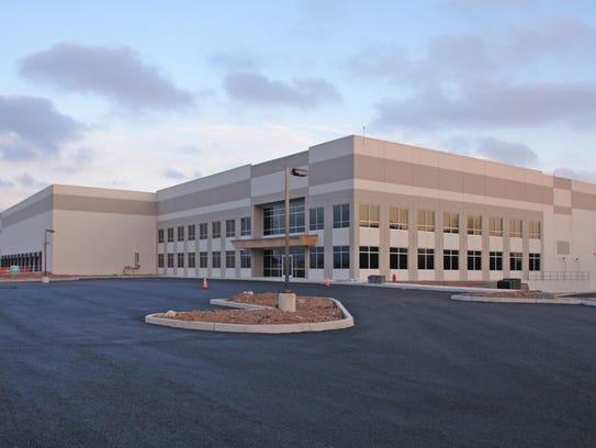 Colliers International NJ LLC Inc. has arranged a 181,000-square-foot