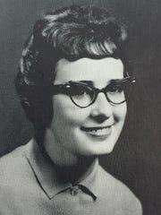 Virginia Olds, 1960
