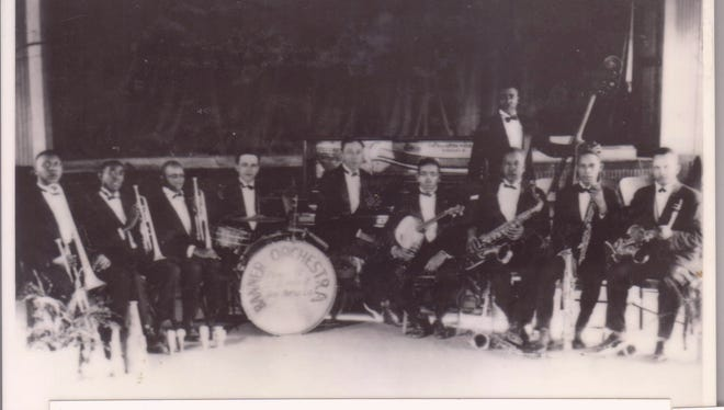 The Banner Orchestra in Youngsville included Gus Fontnell, Bunk Johnson, Evan Thomas, Albert Stafford, Edwin Reedem, A. William, J. Edward, Closy Roy and other unidentified musicians