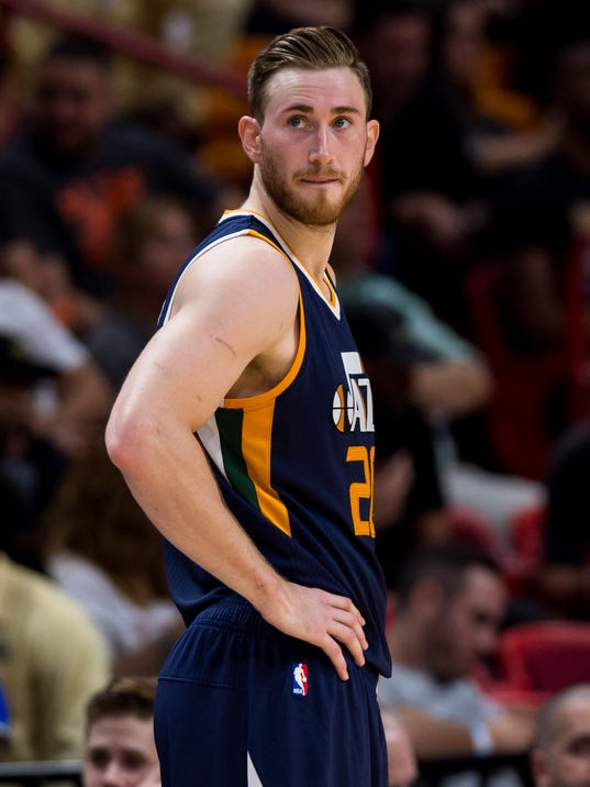 NBA: Utah Jazz at Miami Heat