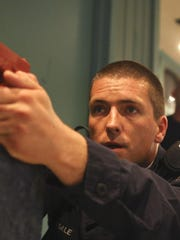 """Former """"Outback Jack"""" reality show star Vadim Dale is now a police recruit in Louisville.   May 26, 2010"""