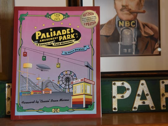 Before becoming a somewhat grudging model curator, Gargiulo wrote a book and produced a film about Palisades Amusement Park. The film was narrated by the master documentary filmmaker Ken Burns.