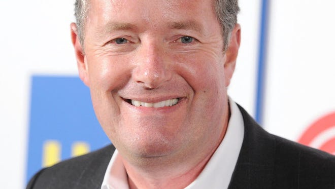 "Piers Morgan tweeted ""Och aye, it's the noo,"" as results came in for the Scottish independence referendum."