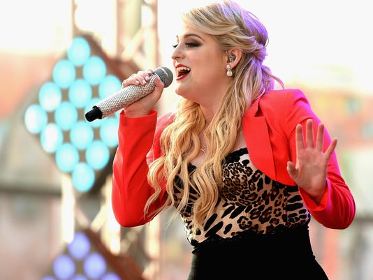 """Meghan Trainor Performs On NBC's """"Today"""""""