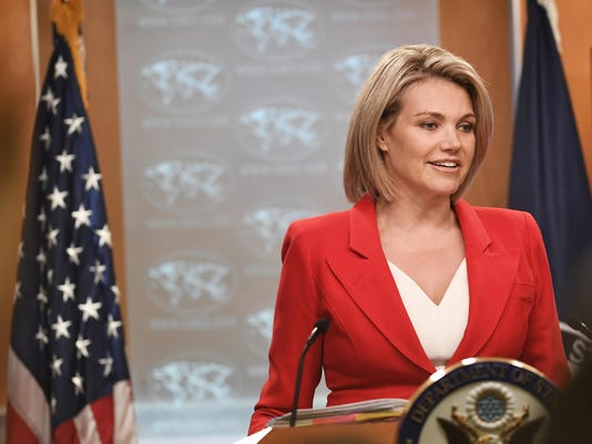 Trump to pick Nauert to replace Haley as UN ambassador, sources say